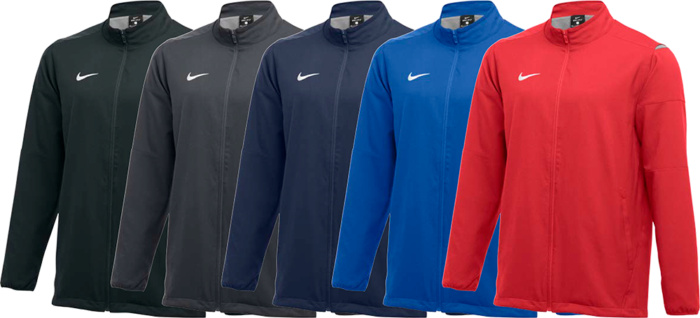 Nike Dry Custom Jackets